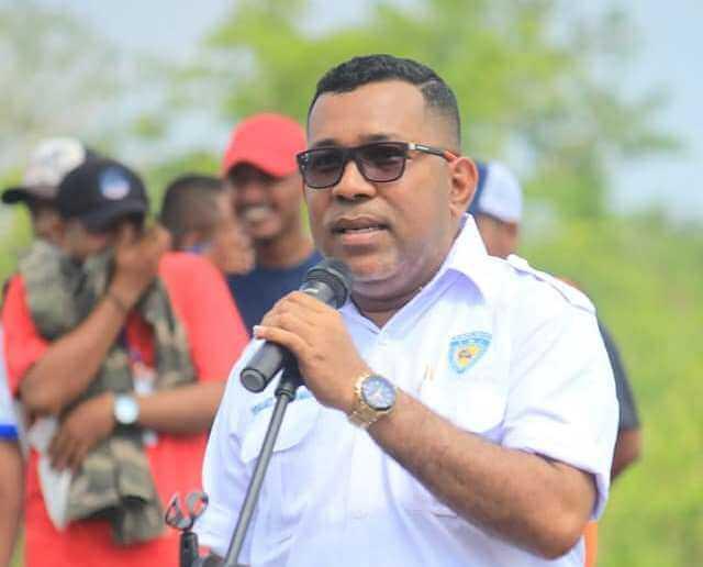Wakil Ketua DPRD Malra Yohanis Bosko Rahawarin, juga merupakan Ketua IMI Malra periode 2018-2023.