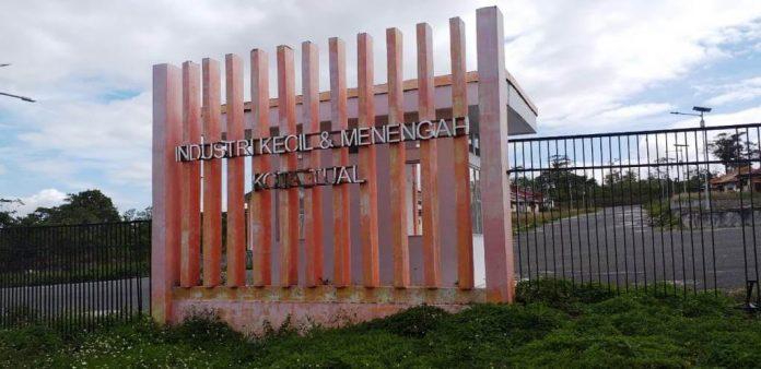 Sentra Industri Kecil dan Menengah di Kota Tual.