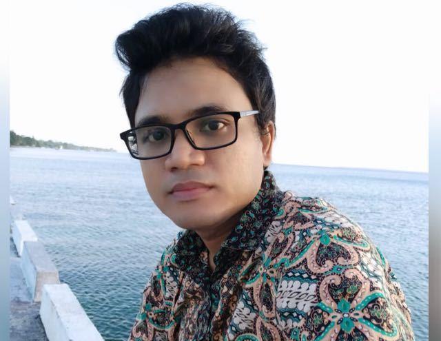Dosen Program Studi Agrowisata Bahari (AWB) Politeknik Perikanan Negeri Tual Rahmat Abdullah.