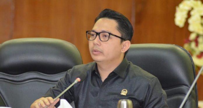 Anggota Timwas I Penanganan Covid-19 DPRD Maluku, Andy Munaswir.