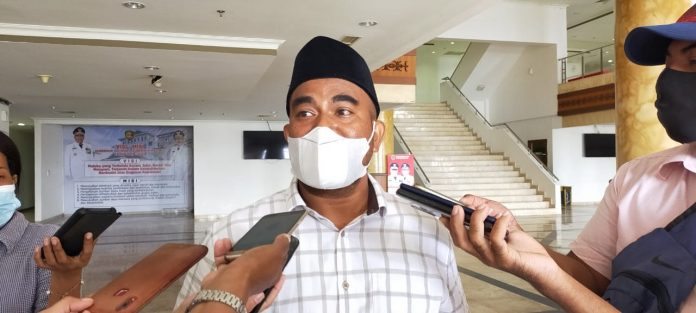 Wakil Ketua Komisi IV Dewan Perwakilan Rakyat (DPRD) Provinsi Maluku Ruslan Hurasan