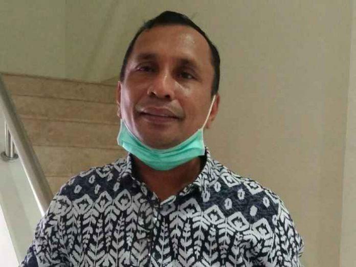 Ketua Komisi IV DPRD Maluku, Samson Atapary
