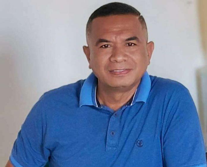 Anggota DPRD Provinsi Maluku, Anos Yermias