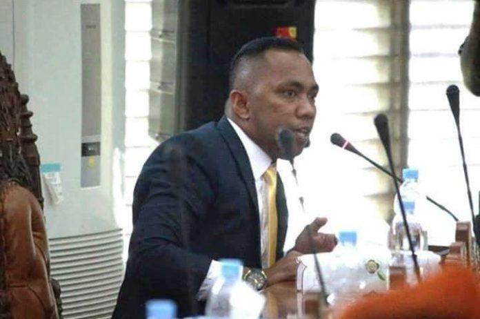 Wakil Ketua Komisi III DPRD Kabupaten Maluku Tenggara Septian Brian Ubra (SBU). Foto: Dokpri