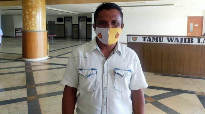 Wakil Ketua Komisi III DPRD Maluku, Hata Hehanussa
