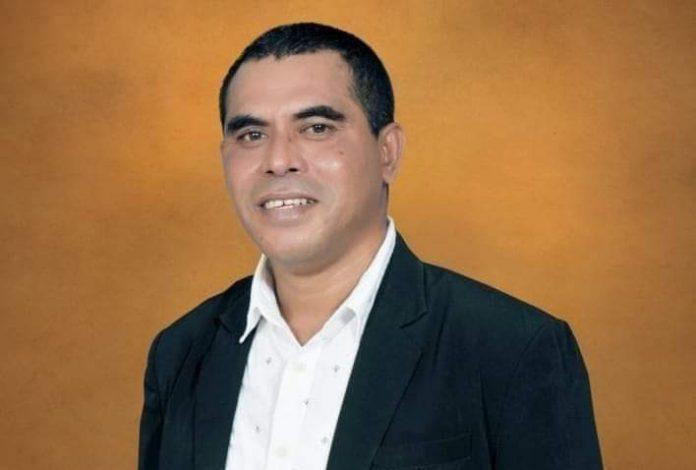 Anggota Komisi IV DPRD Maluku, Hengky Pelata