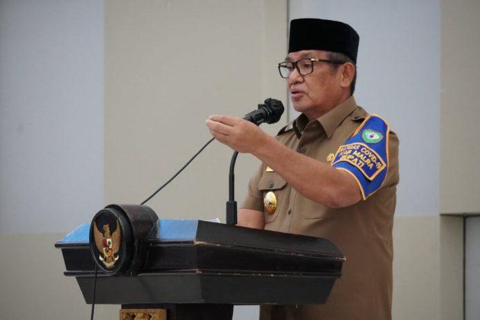 Bupati Maluku Tenggara Muhammad Thaher Hanubun. Foto: Chemo Labetubun