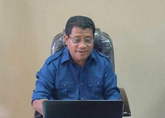 Ketua DPRD Provinsi Maluku Lucky Wattimury. Foto: Chintia Samangun
