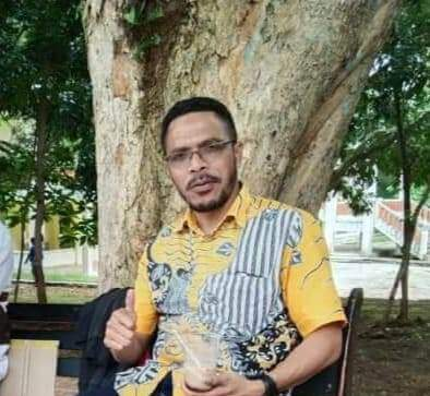 Ketua DPRD Kota Tual Hasan Syarifudin Borut. Foto: Dokpri