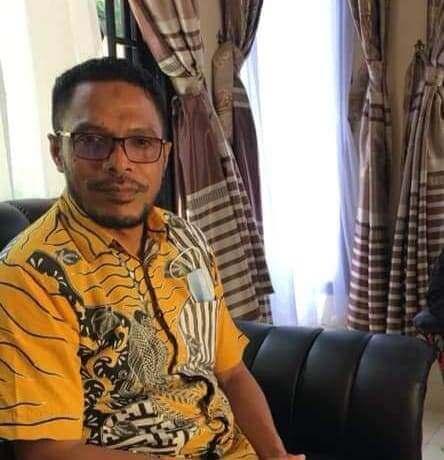 Ketua DPRD Kota Tual, Hasan Syarifudin Borut.