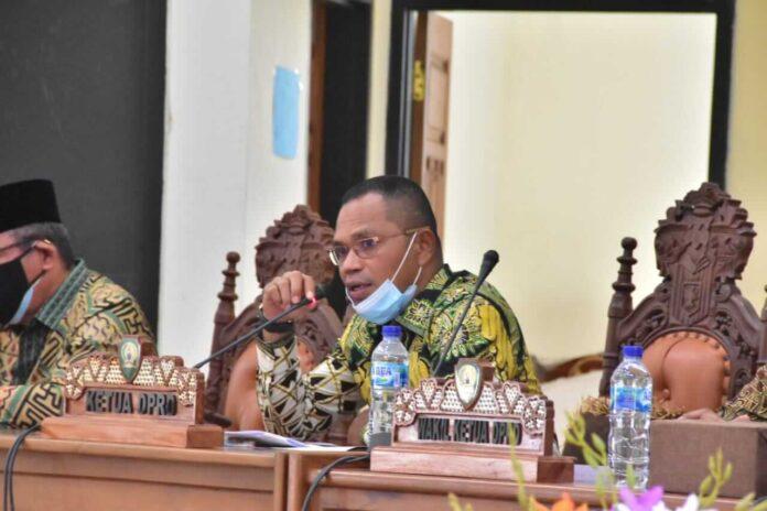 Ketua DPRD Malra Imbau Masyarakat Taat Protokol Kesehatan 5 M