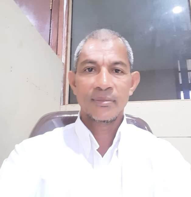 Kepala Dinas Perhubungan Kota Tual, Usman Borut