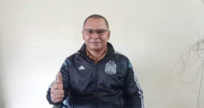 Kepala Dinas Koperasi dan UKM Kota Tual, Ridwan Fadirubun