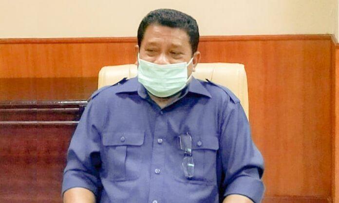 Ketua DPRD Provinsi Maluku, Lucky Wattimury