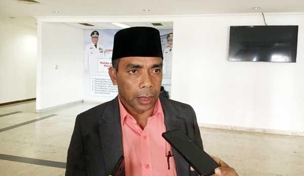 Ketua Komisi I DPRD Maluku, Amir Rumra