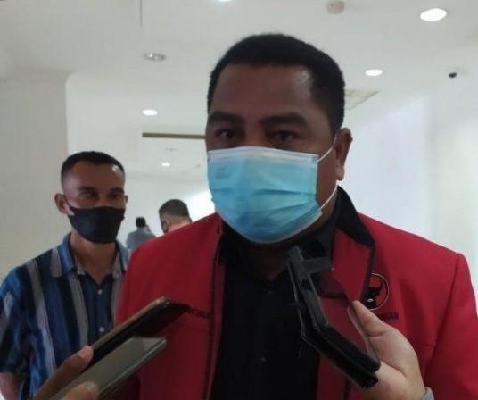 Anggota Legislatif DPRD Maluku, Benhur Watubun