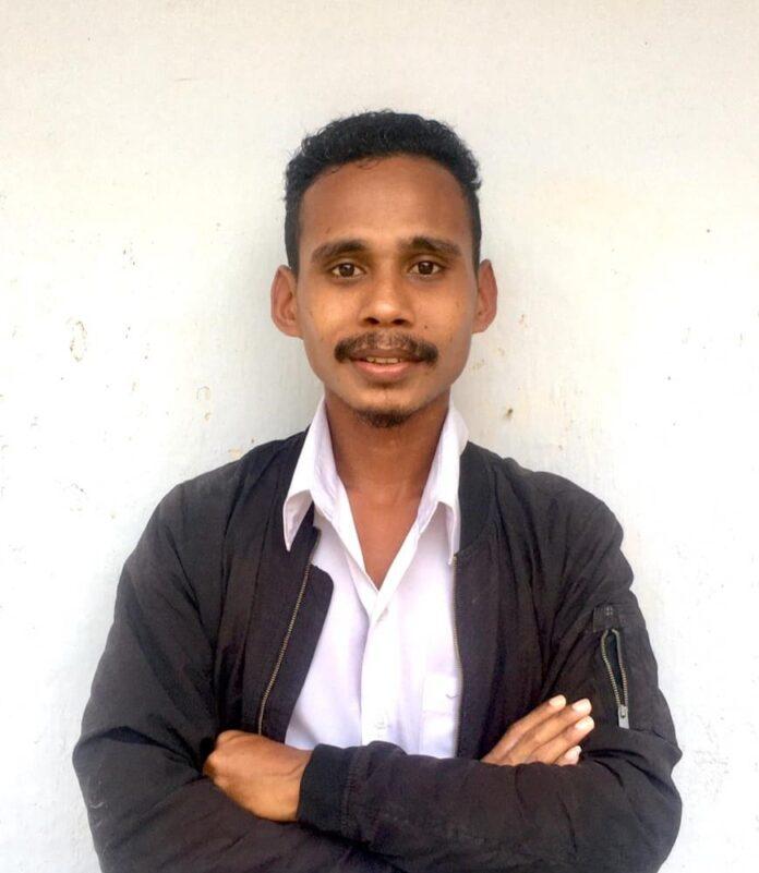 Bertolameus Mayabubun (Presidium Gerakan Kemasyarakatan PMKRI Cabang Ambon, Tokoh Pemuda Kepulauan Kei)